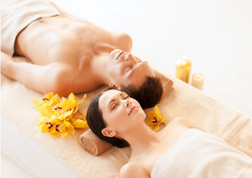 Spa para parejas Ritual Pasion Tropical