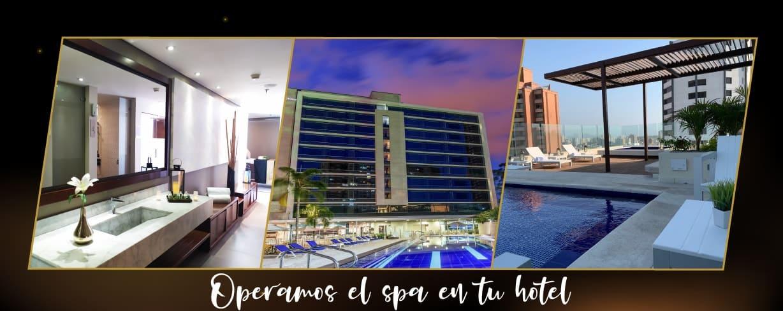 Creamos y administramos una operación Spa rentable para su hotel!